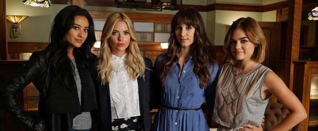 If Your Favourite Pretty Little Liar Had a Fashion Blog, It'd Look Something Like This