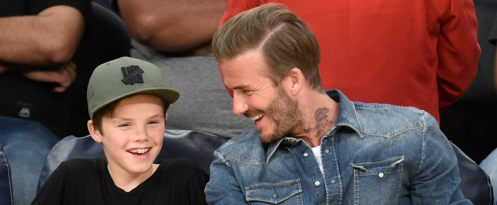 55 Beckham Family Moments That Are Just OK and Won't Make You Envy Them at All