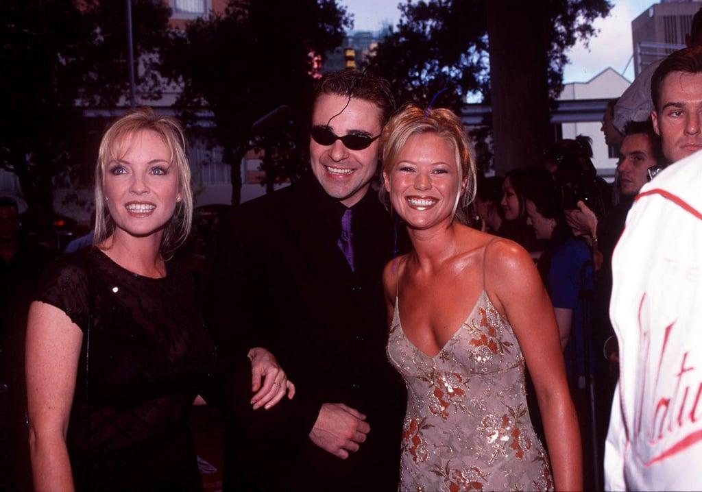 1999: Rebecca Gibney and Jo Beth Taylor