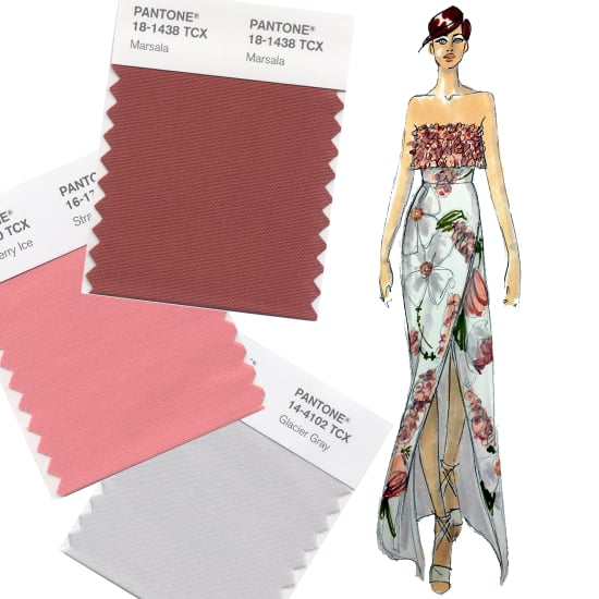 Pantone Announces Colours For Spring 2015