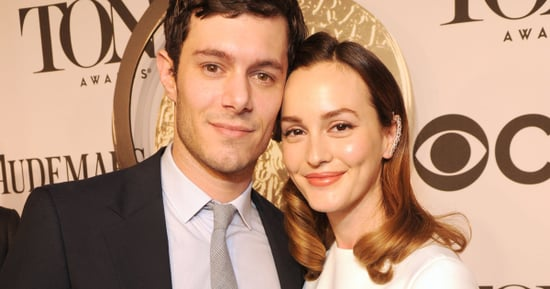 Leighton Meester And Adam Brody Welcome Their First Child
