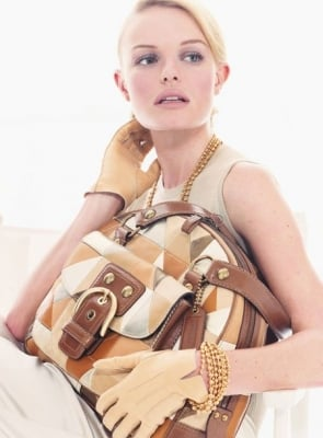 Fab Ad: Kate Bosworth for Coach