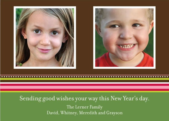 Lil Tip: What To Do With Holiday Cards