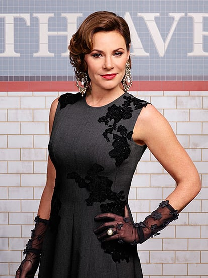 The Real Housewives of New York City's LuAnn de Lesseps Confronts Fiancé over Infidelity Rumors