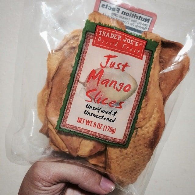 TJ's Just Mango Slices