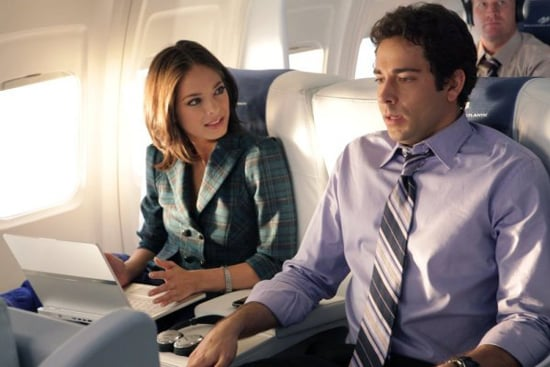 "Quiz on Chuck Episode ""Chuck vs. First Class"""