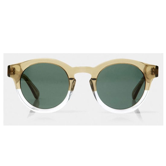 Sunglasses, $265, Soelae at Green With Envy