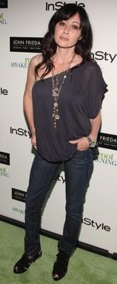 Celeb Style: Shannen Doherty