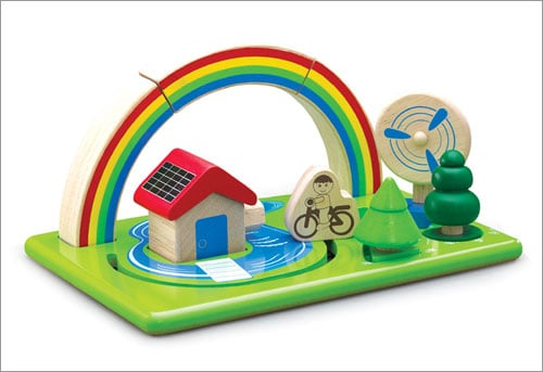 Wonderworld Smart Gear Environmentally Friendly Toys