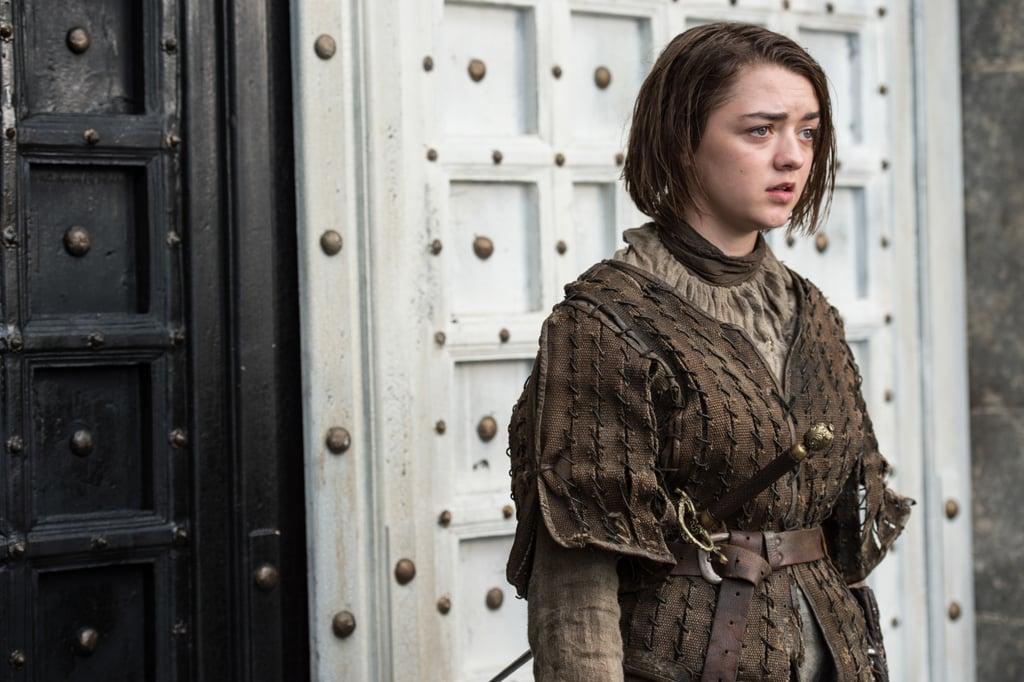 Arya Stark, Played by Maisie Williams