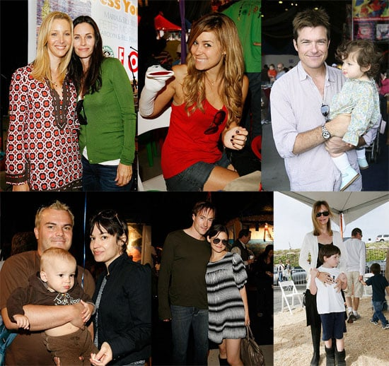 Celebrities and Their Future Art Students Support PS Arts
