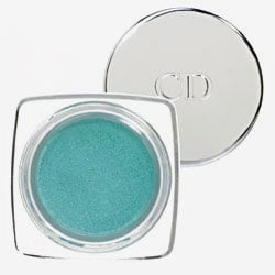 Blue is Back, Part I:  Green-Blue Eye Shadows