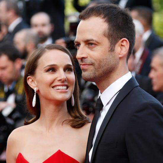 Benjamin Millepied Natalie Portman at Cannes Film Festival