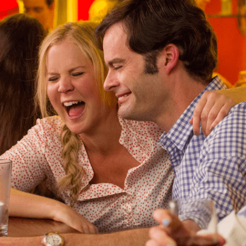 Amy Schumer and Judd Apatow Trainwreck Interview