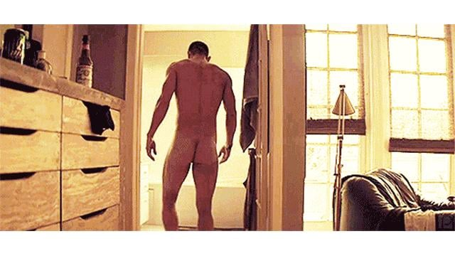 And of Course, Channing Tatum's Bare Booty