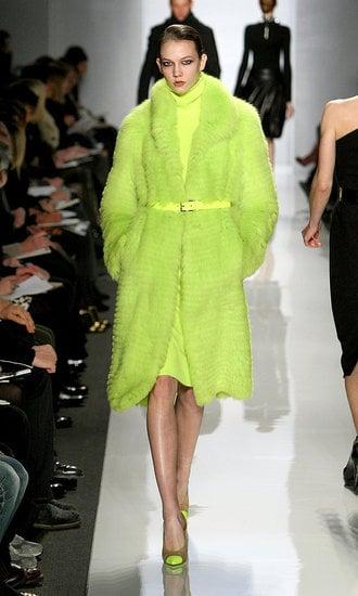 Fall 2009 Trend Report: Colorful Fur