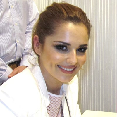 Cheryl Cole Shares Her Beauty Secrets