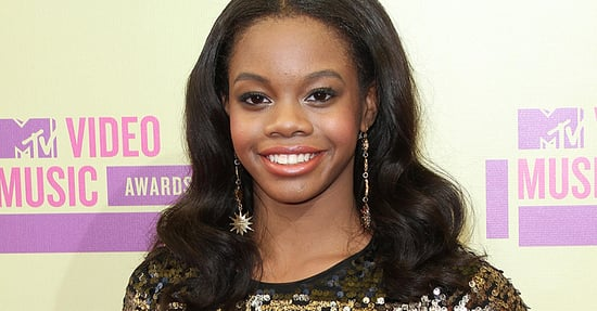 Gabby Douglas Reacts to Social Media Bullying In the Most Graceful Way Possible