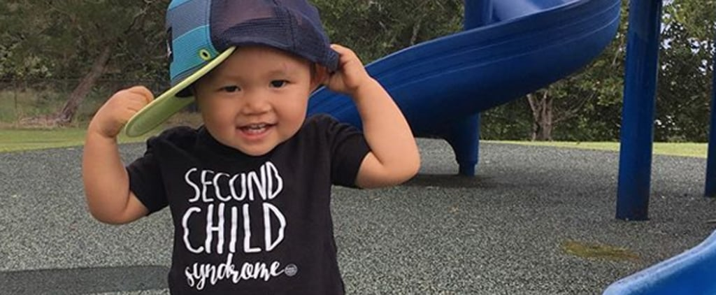 The Hysterical Differences Between Your First and Second Child