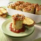 Fast & Easy Dinner: Lasagna Rolls