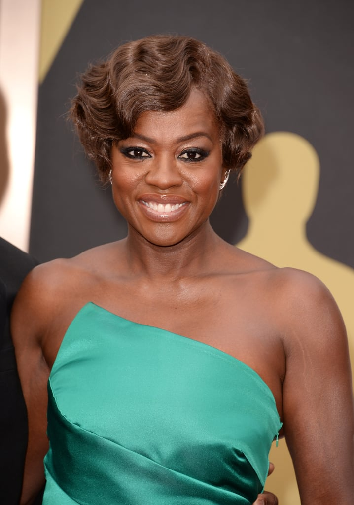 Viola Davis at 2014 Oscars