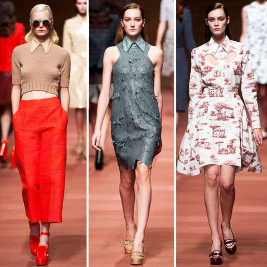 Carven Spring 2013   Pictures
