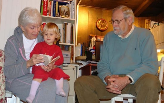Rules of Engagement for Step-Grandparents