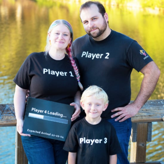 Geeky Pregnancy Announcements