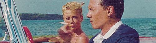 Then The Rum Diary came out.