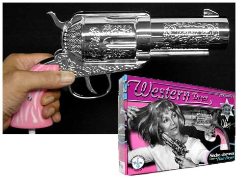 The Hair Dryer John Wayne Would Have Used