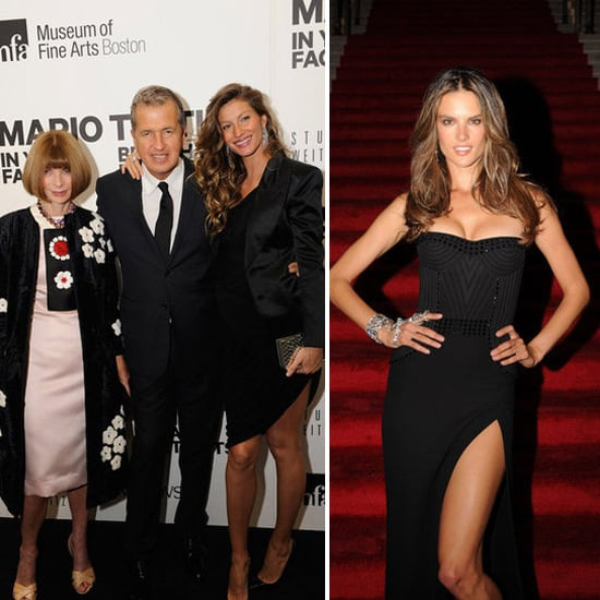 Gisele Bundchen, Alessandra Ambrosio and More Models ...