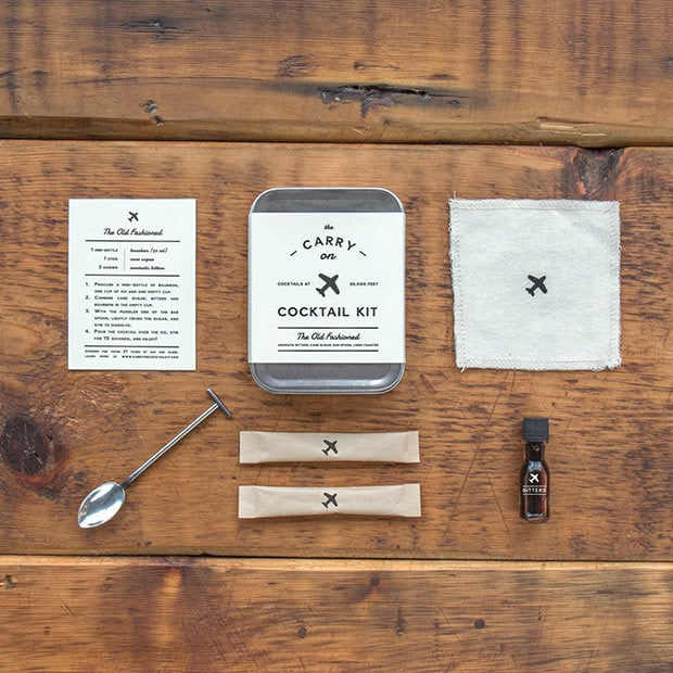 Carry On Cocktail Kit —The Old Fashioned