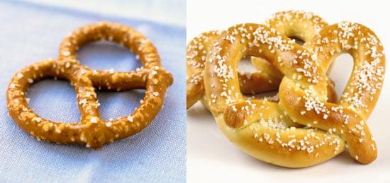 Would You Rather Eat Hard or Soft Pretzels?