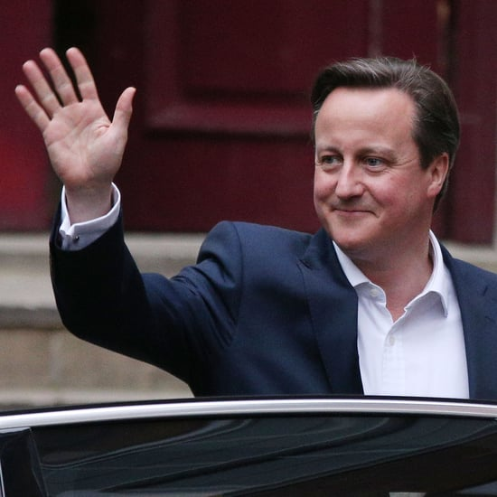 David Cameron's Conservatives Win the UK 2015 Election