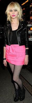 Celeb Style: Taylor Momsen