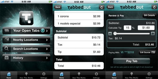 New App Lets You Pay For Drinks on Your iPhone