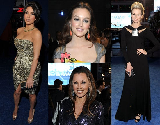 Peoples Choice Awards Red Carpet Beauty and Fashion Roundup!