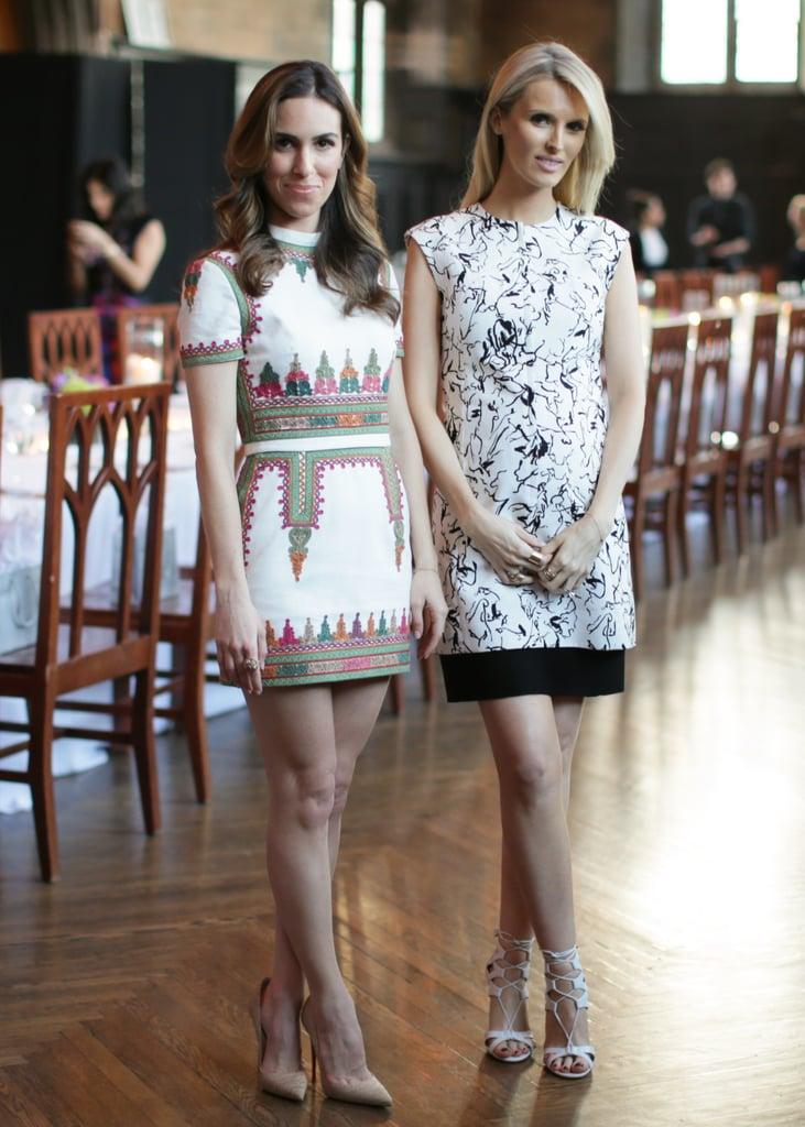 Stefania Allen and Kate Davidson Hudson
