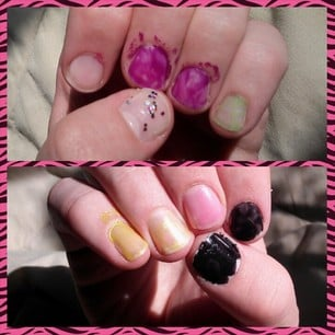Get a Father-Daughter Mani