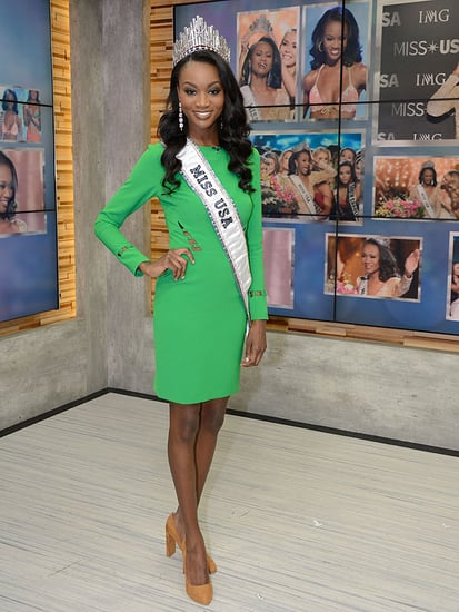 Donuts and Bagels! What Miss USA Deshauna Barber Eats in a Day