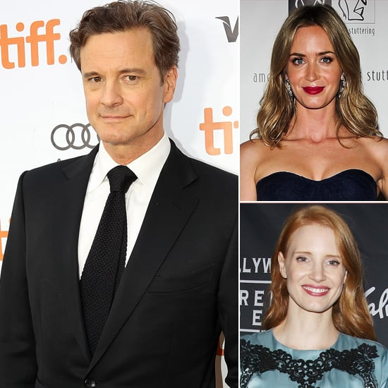 Who Would Want to Kill Colin Firth?