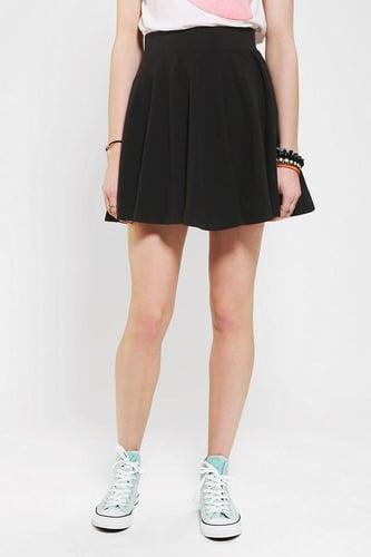 Pins And Needles Knit Circle Skirt