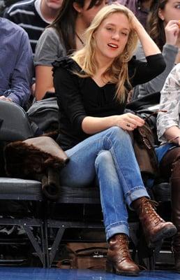 Celeb Style: Chloe Sevigny