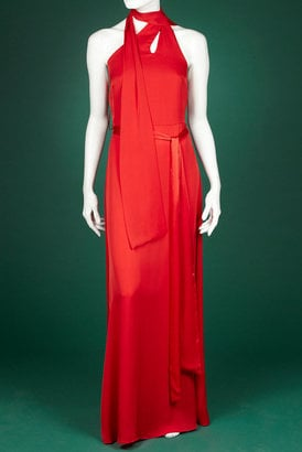 Ten Maxi Dresses for a Formal Party, Christmas 2009