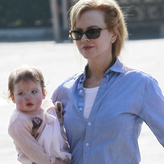 Nicole Kidman Daughter Faith Urban Pictures