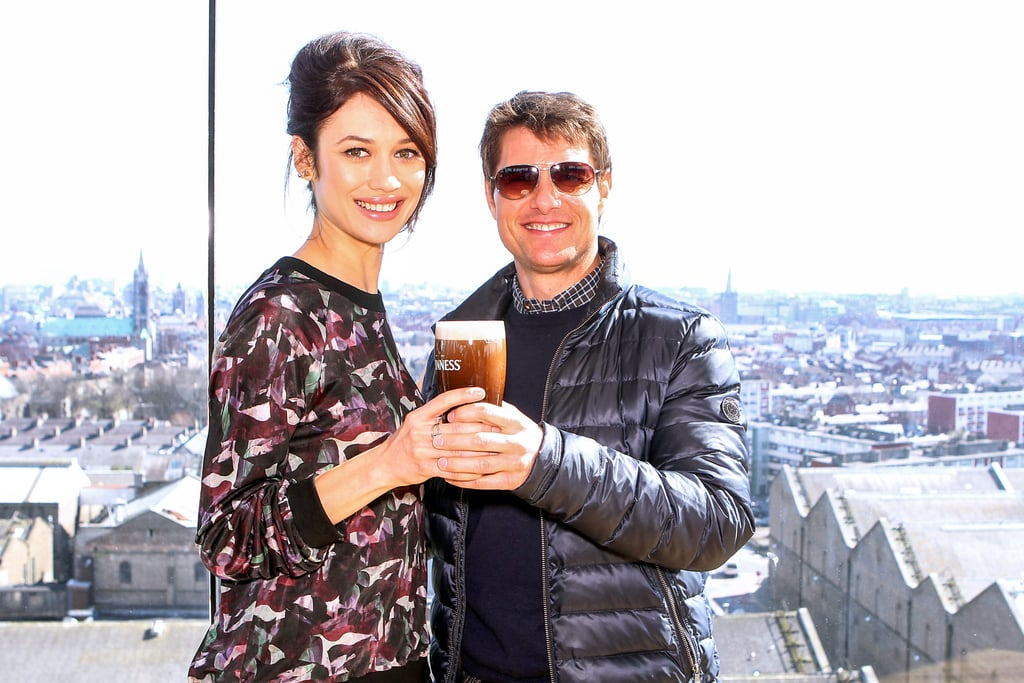 Tom Cruise Leaves Austria For Ireland —and a Visit to the Home of Guinness!