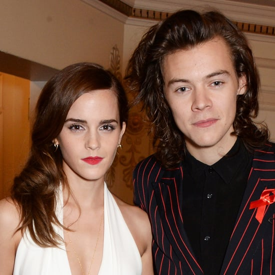 Everyone Is Freaking Out About Harry Styles and Emma Watson