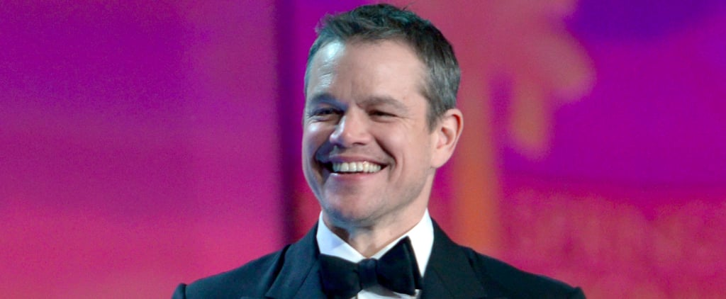 Matt Damon Says He Plans to Make Ben Affleck Call Him by a New Nickname