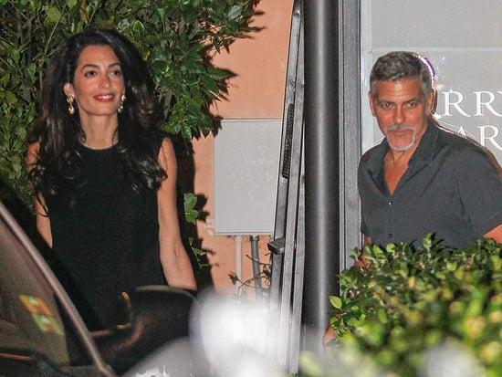 Vespas, Chianti and Mozzarella! Inside George and Amal Clooney's Italian Vacation