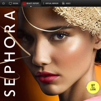 Sephora App For iPad Review
